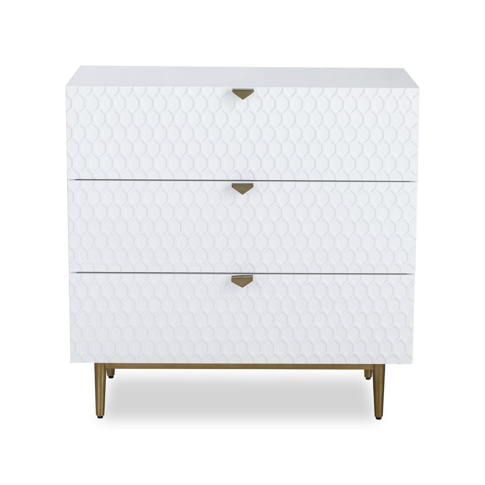 Liang & Eimil Bolero Chest of Drawers with High Gloss Lacquer