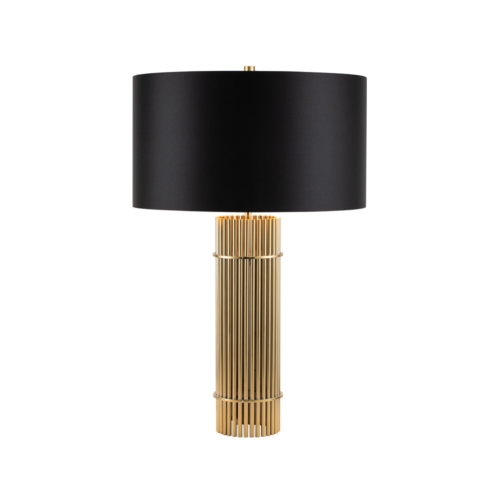 Liang & Eimil Boquet Table Lamp in Polished Brass
