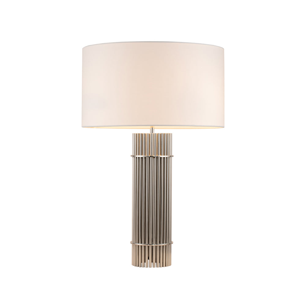 Liang & Eimil Boquet Table Lamp in Polished Nickel