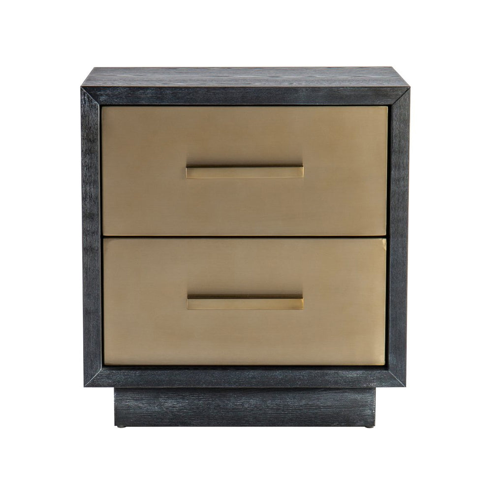 Liang & Eimil Camden Bedside Table in Brushed Brass