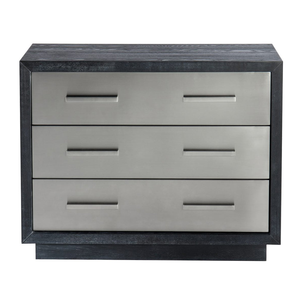 Liang & Eimil Camden Chest in Stainless Steel