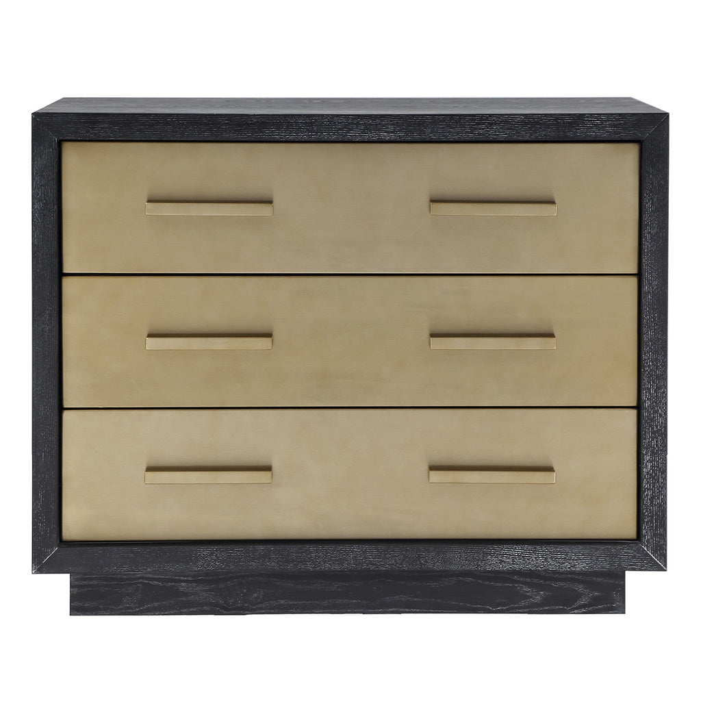 Liang & Eimil Camden Chest in Brushed Brass