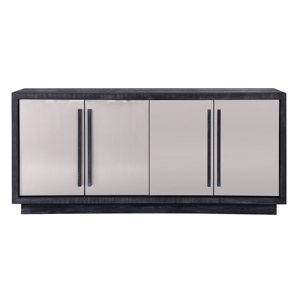 Liang & Eimil Camden Sideboard in Stainless Steel