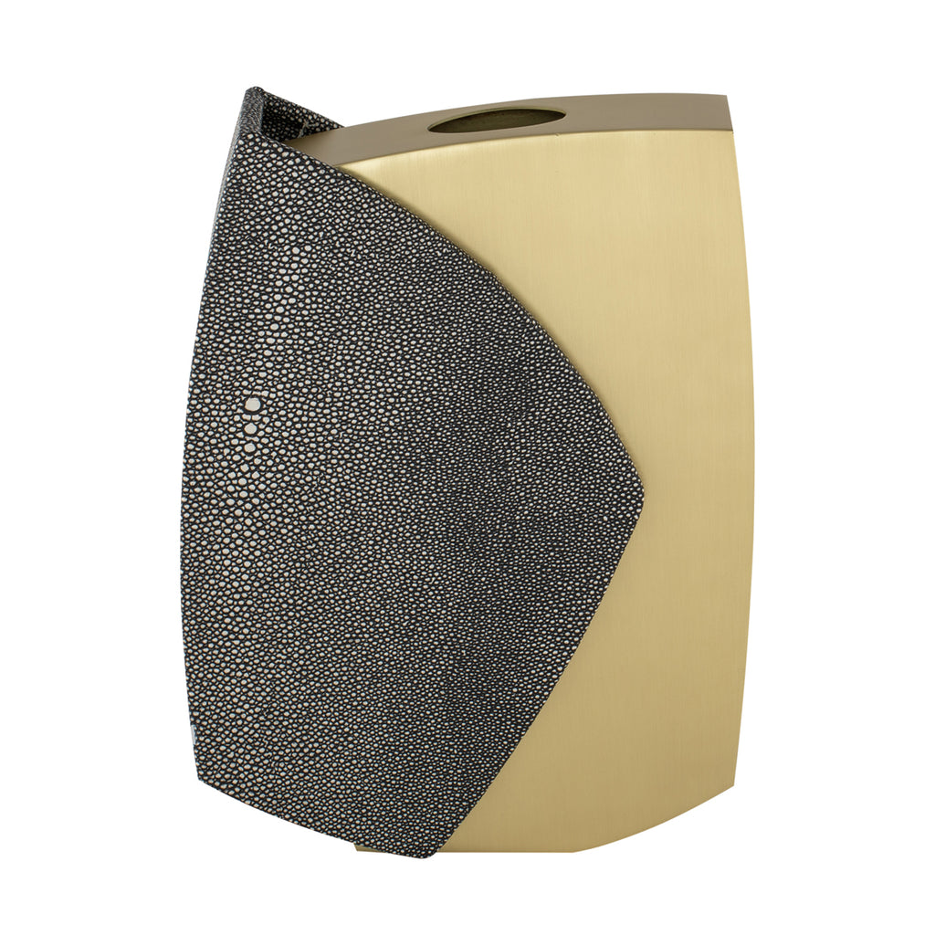 Liang & Eimil Decorative Vase with Faux Shagreen