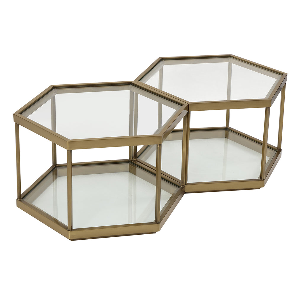 Liang & Eimil Exedra Coffee Table (a set of 2)