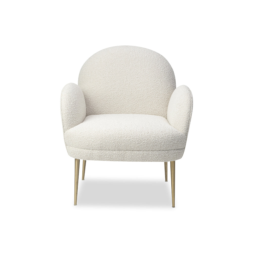 Liang & Eimil Gil Chair in Taupe Boucle