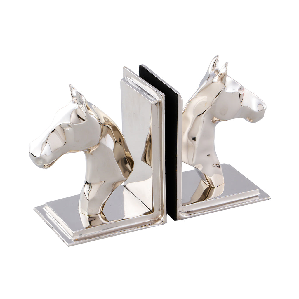 Liang & Eimil Horse Bookend