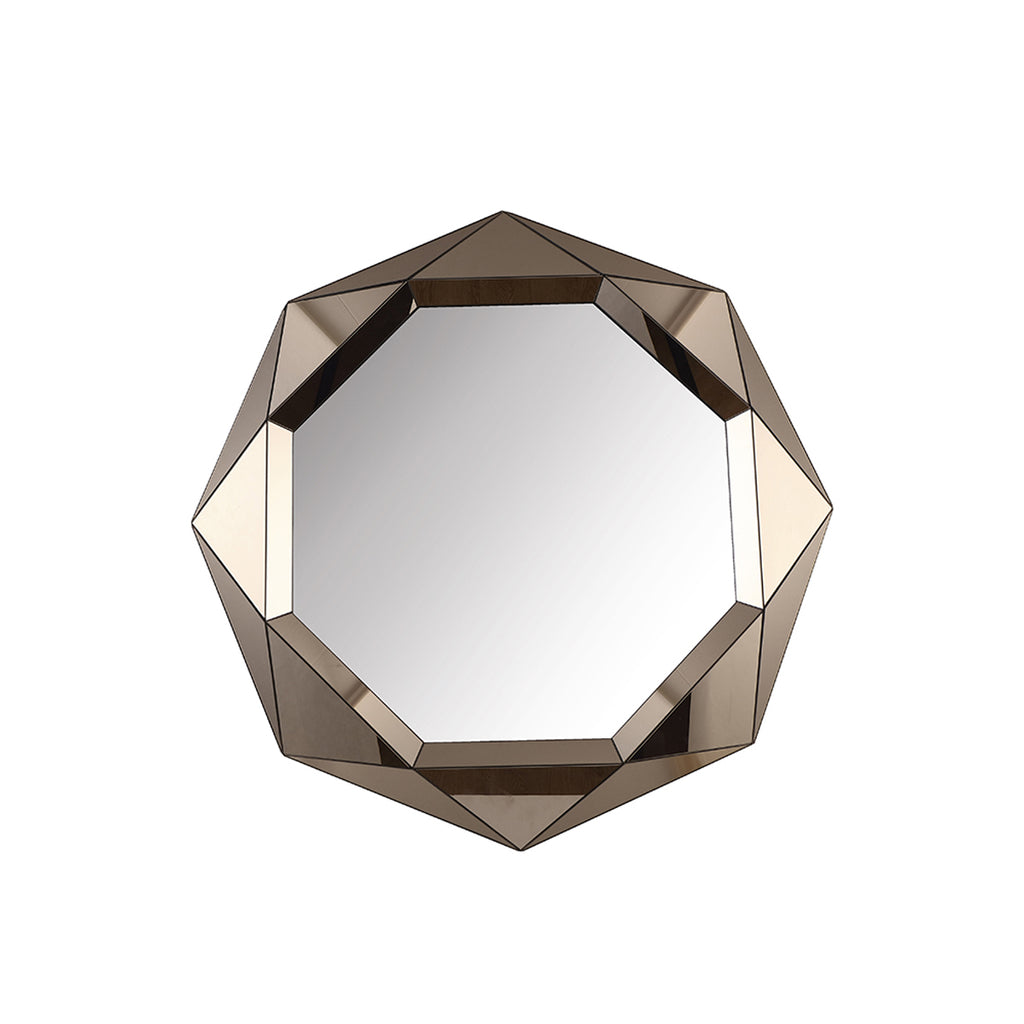 Liang & Eimil Lieber Mirror with Bronze Edge