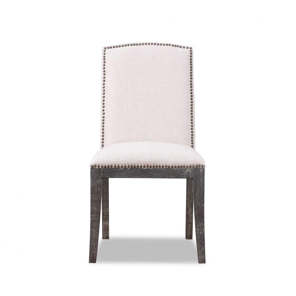 Liang & Eimil Maple Dining Chair in Sand Linen