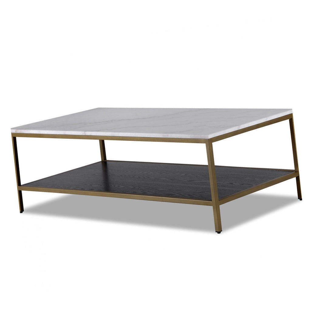 Liang & Eimil Max Coffee Table in White Marble