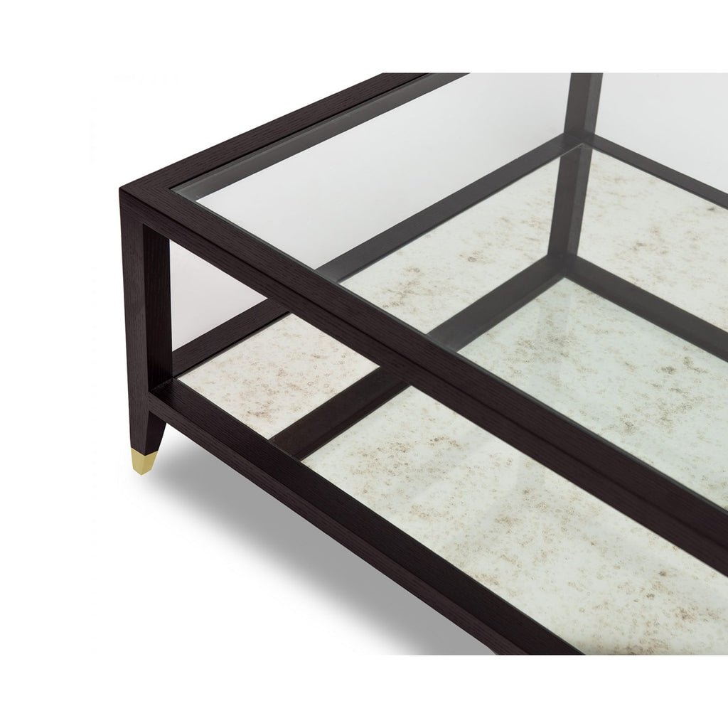Liang & Eimil Milton Coffee Table With Gold Feet