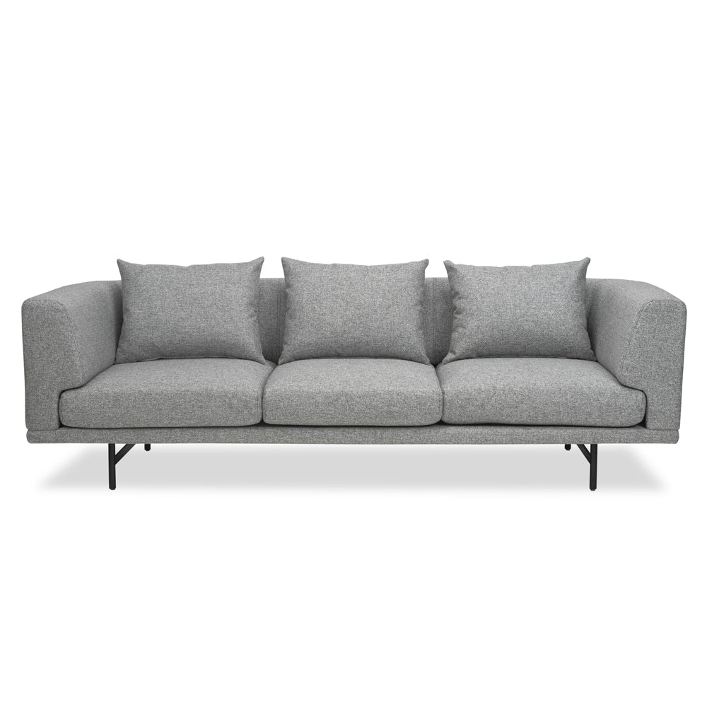 Liang & Eimil Mossi Sofa with Emporio Grey Fabric