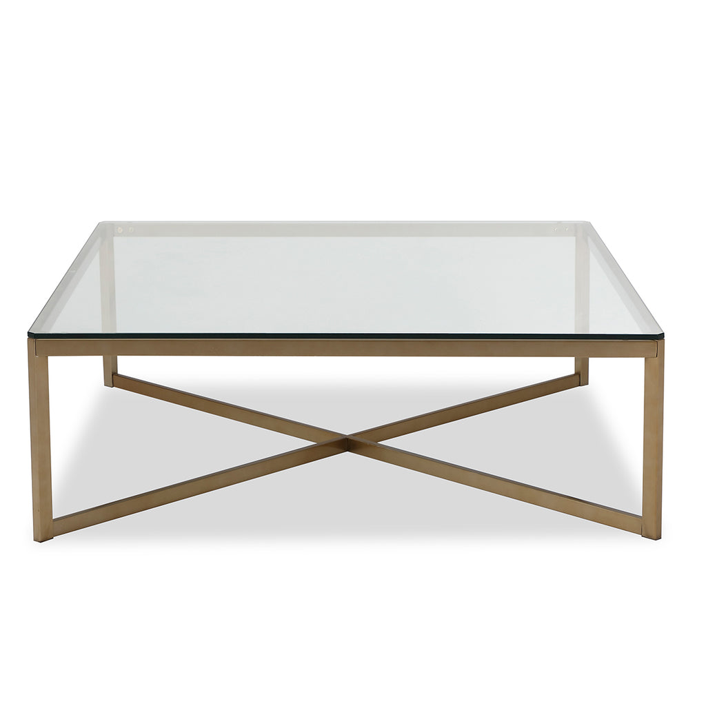 Liang & Eimil Musso Coffee Table in Brushed Brass