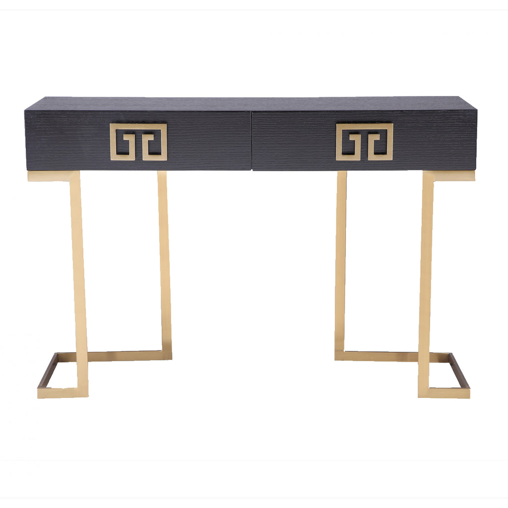 Liang & Eimil Nobbu Gold Dressing Table