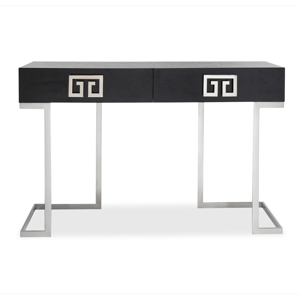 Liang & Eimil Nobbu Silver Dressing Table