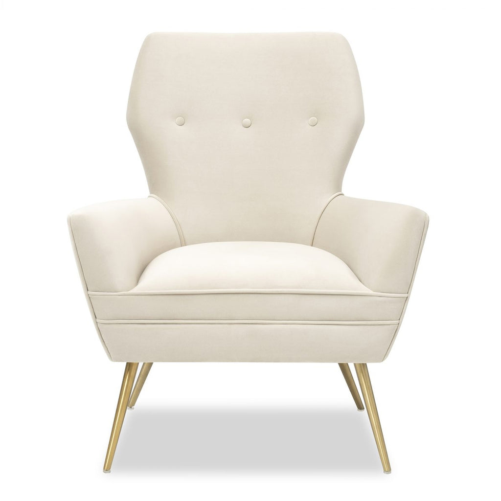 Liang & Eimil Paris Chair in Kaster Pebble Velvet