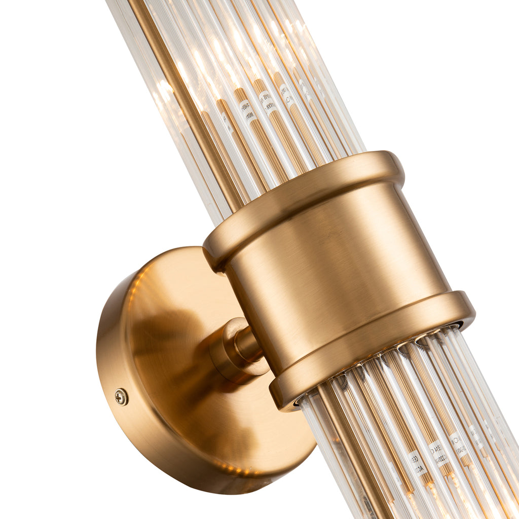 Liang & Eimil Preston Wall Light in Antique Brass