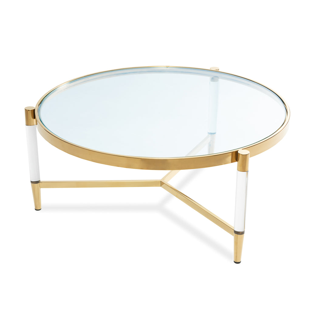 Liang & Eimil Ralph Coffee Table in Brass