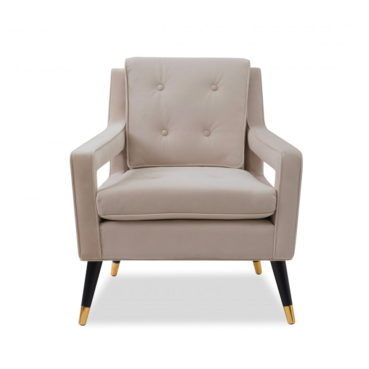 Liang Amp Eimil Tan Beige Edward Occasional Chair
