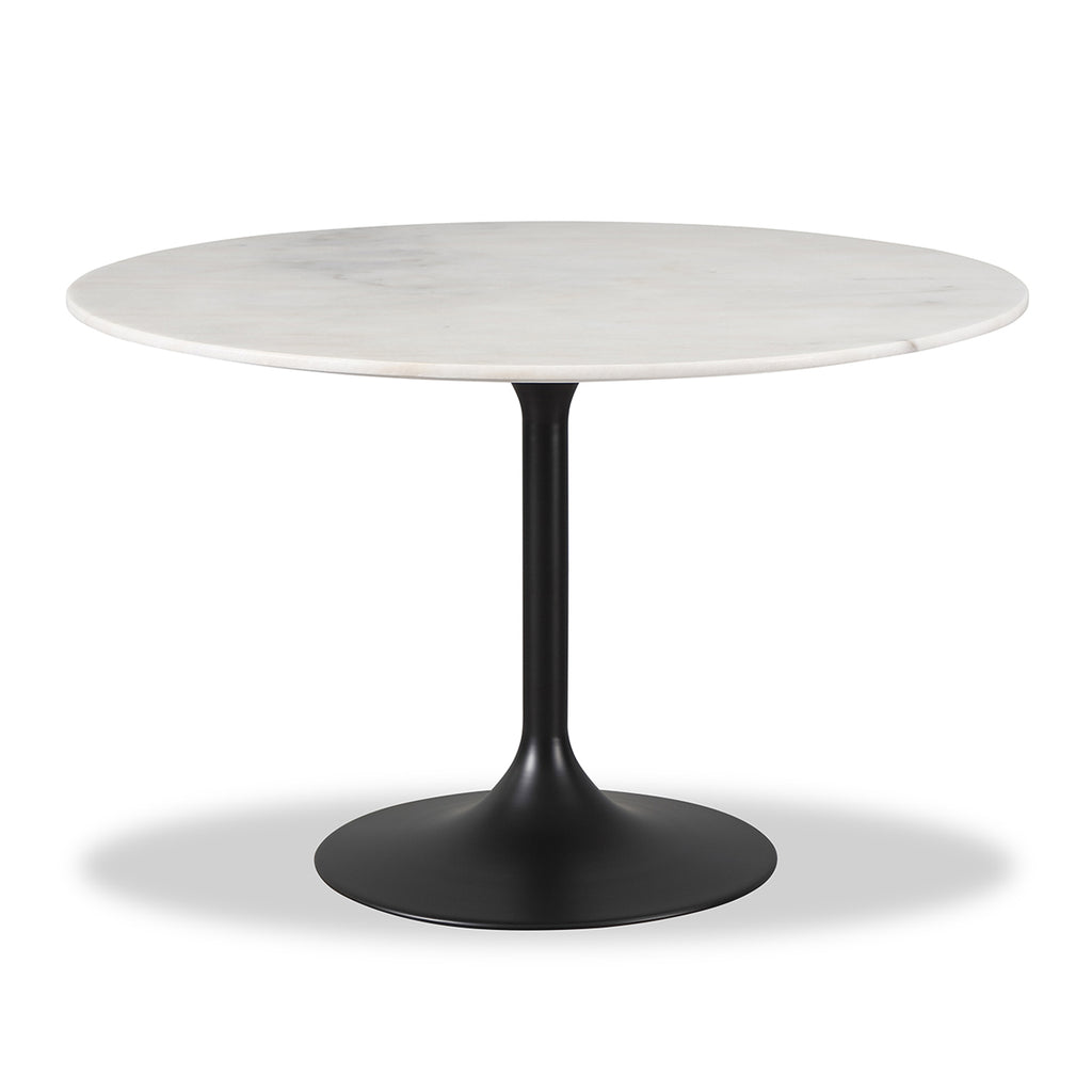 Liang & Eimil Telma Dining Table in White Marble