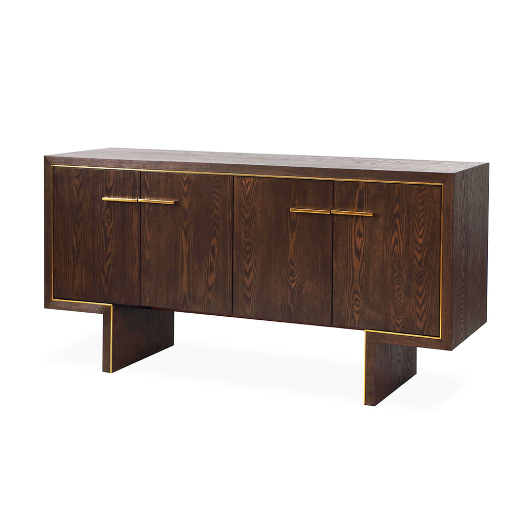 Liang & Eimil Tigur Sideboard in Dark Brown Ash