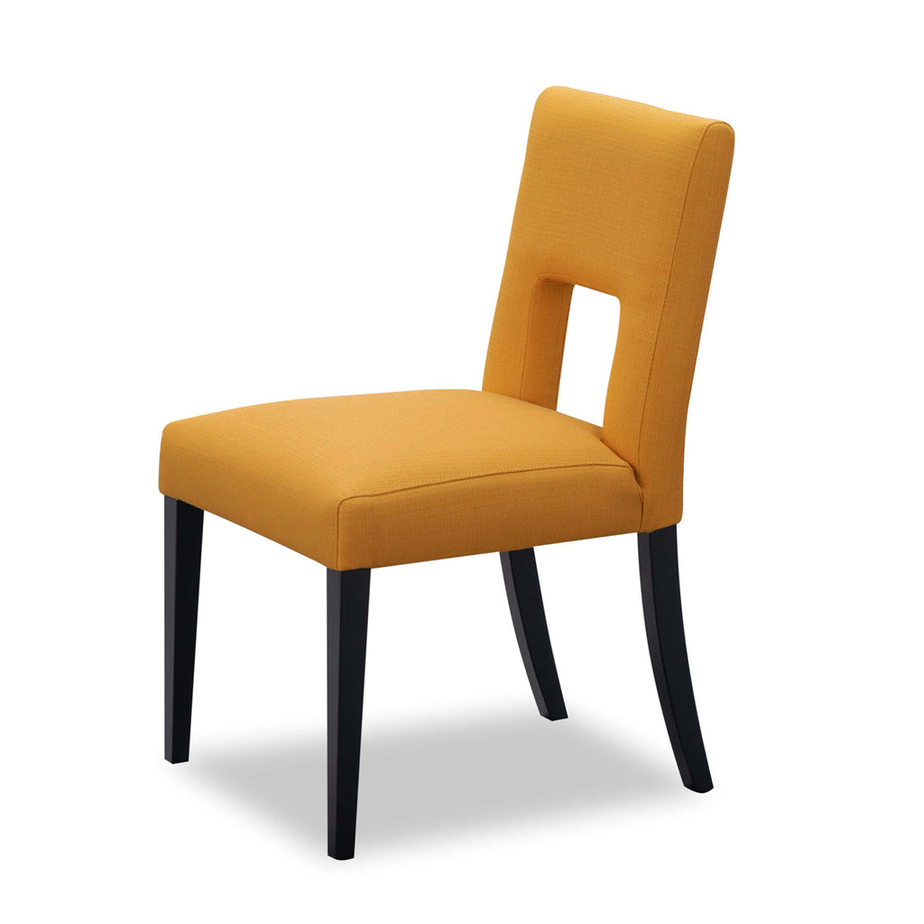 Liang & Eimil Venice Dining Chair in Mustard Linen