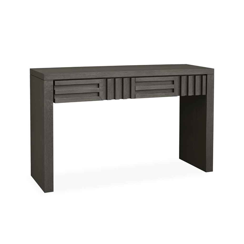 Osaka Console Table in Grey Oak