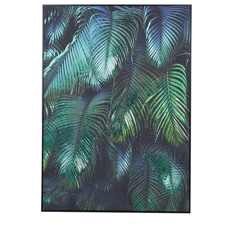 Palmette Tropical Palms Wall Art