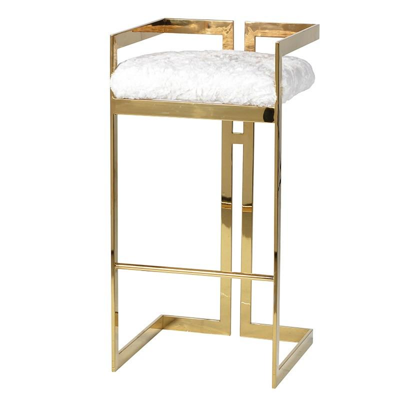 Pellis Golden Bar Stool