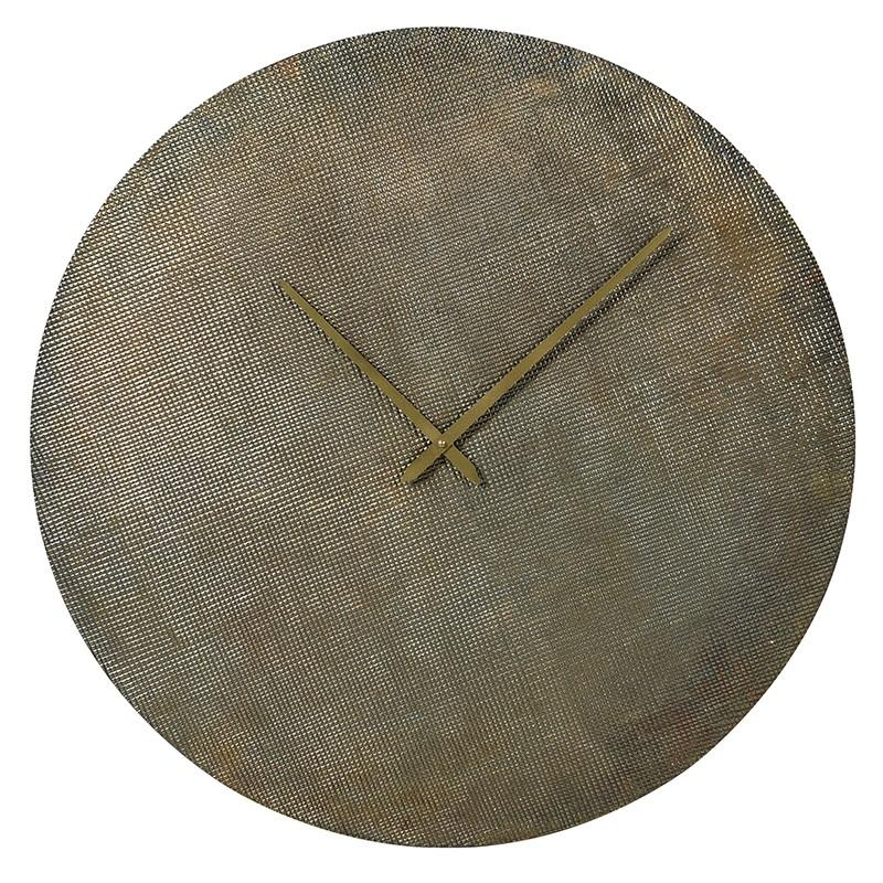 Polaria Large Brass Clock