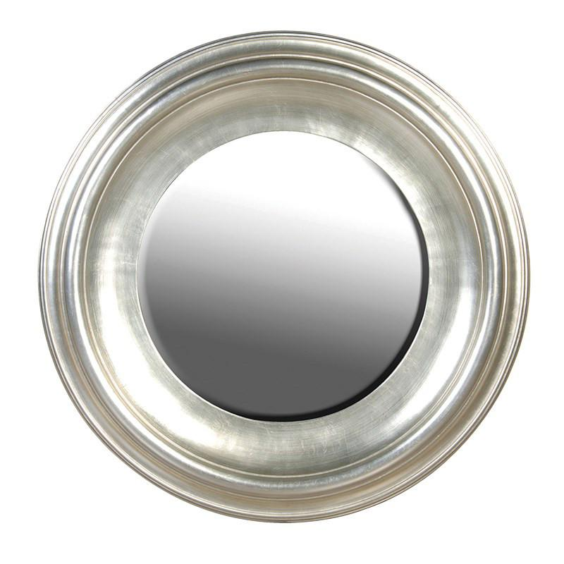 Portal Silver Leaf Wall Mirror