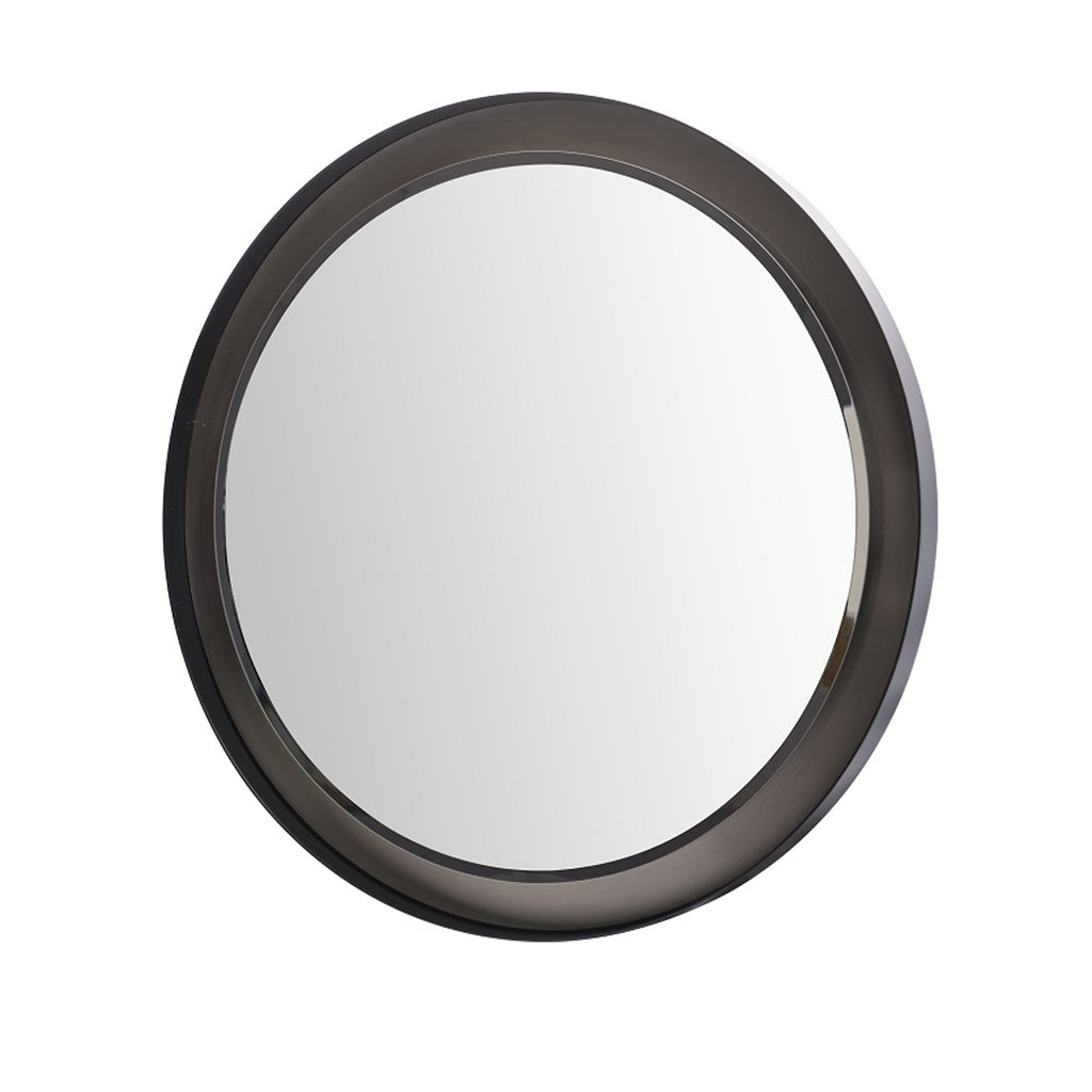 RV Astley Daglan Mirror in Stainless Steel