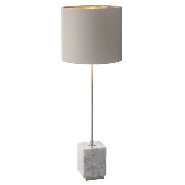 RV Astley Sintra Antique Brass Finish Table Lamp