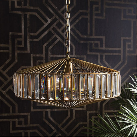 Raja Ceiling Light