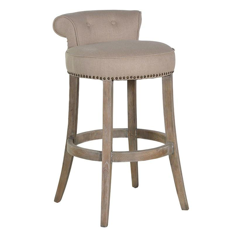 Rhode Champagne Bar Stool