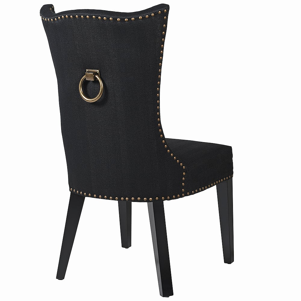 Rochester Dining Chair with Knocker