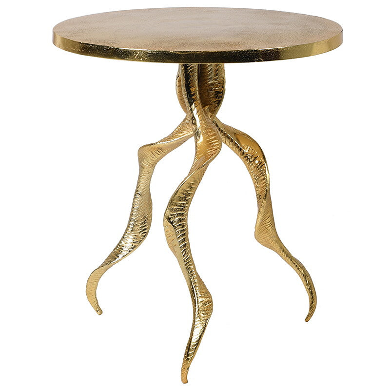 Segiatta Table in Gold