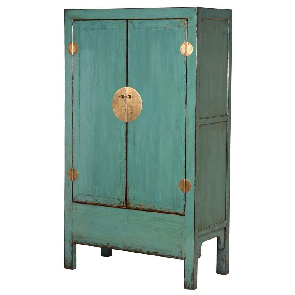 Sienora Long Cabinet with Pine Wood