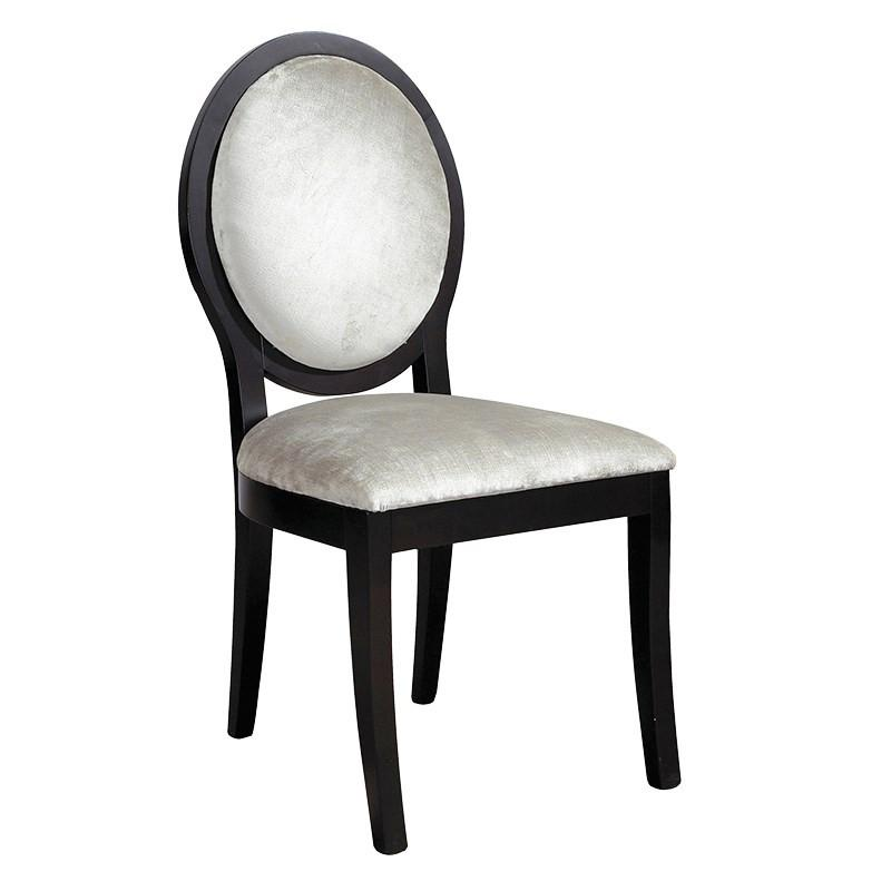 Sixteen Oval Back Chair