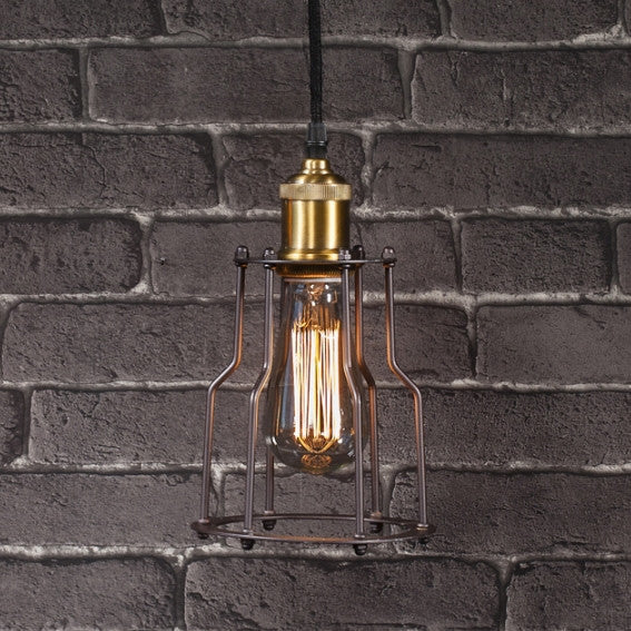 Industrial Lighting Components: The Edison Industrial Ceiling Light