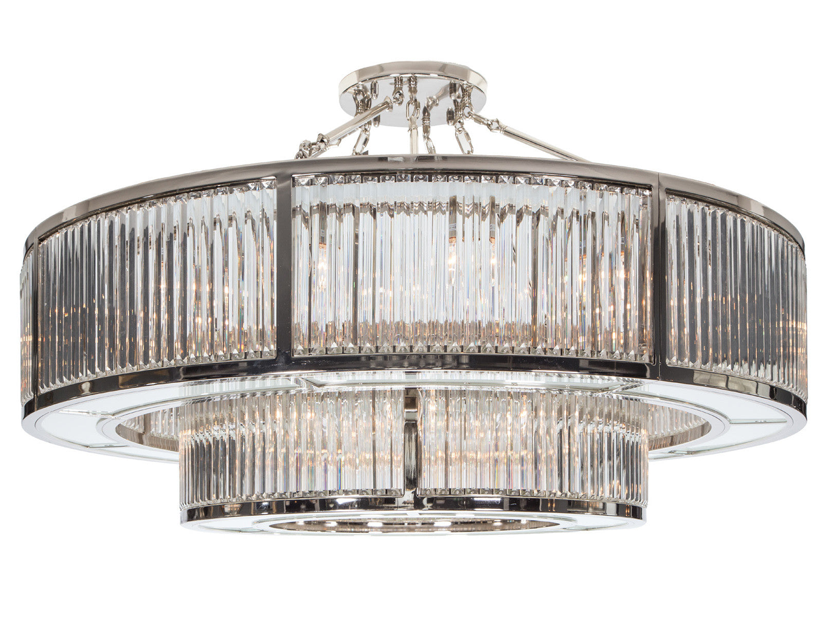 chandeliers com capital amazon dp nickel lighting finish brushed foyer chandelier