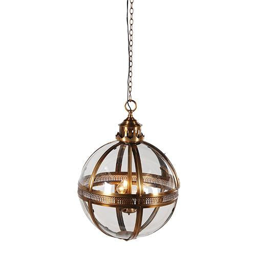 The Vienna Glass Orb Ceiling Light