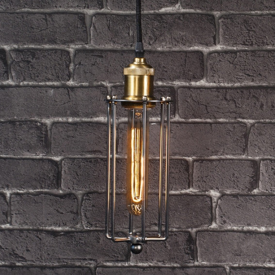 The Watt Industrial Ceiling Light
