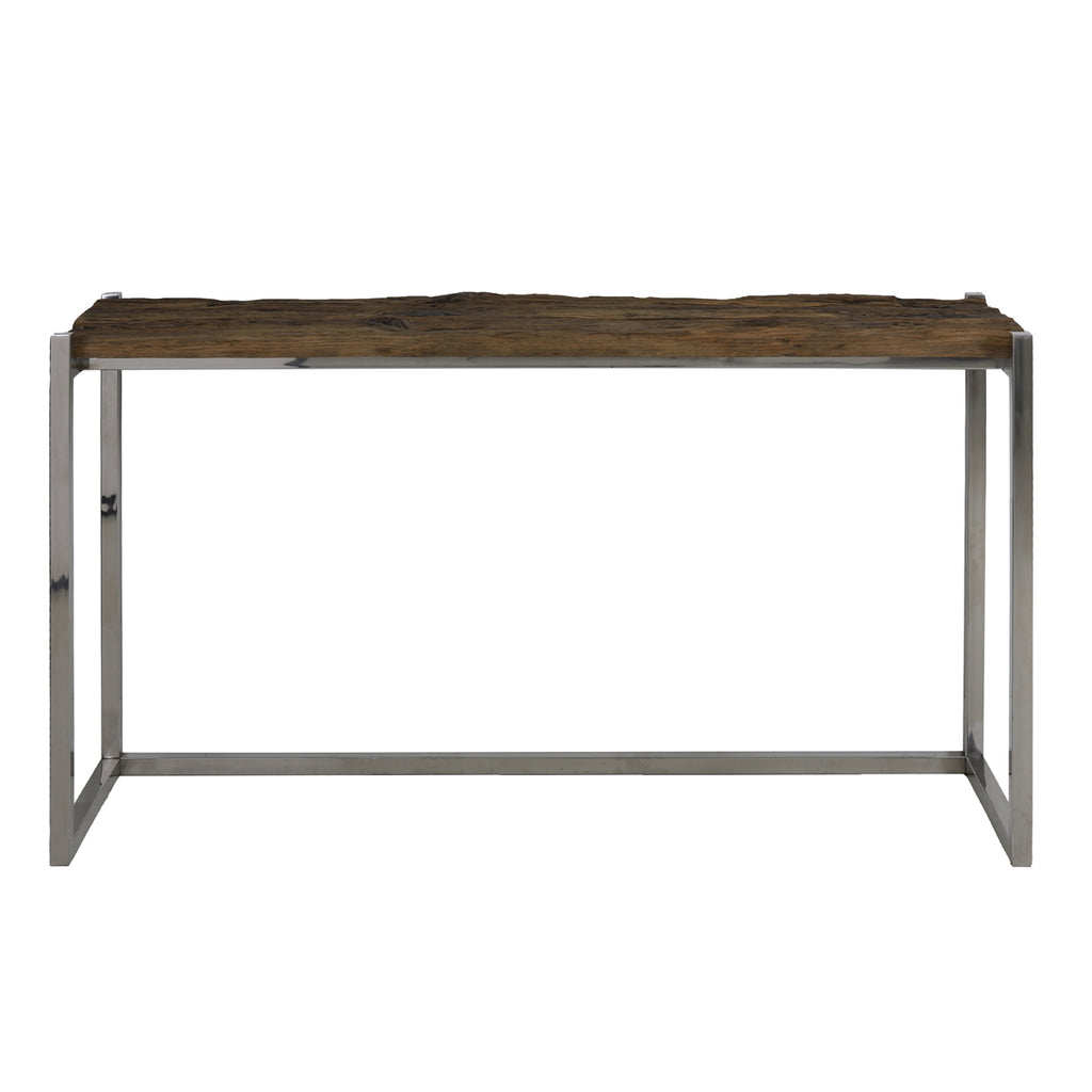 Titan Console Table in Wood
