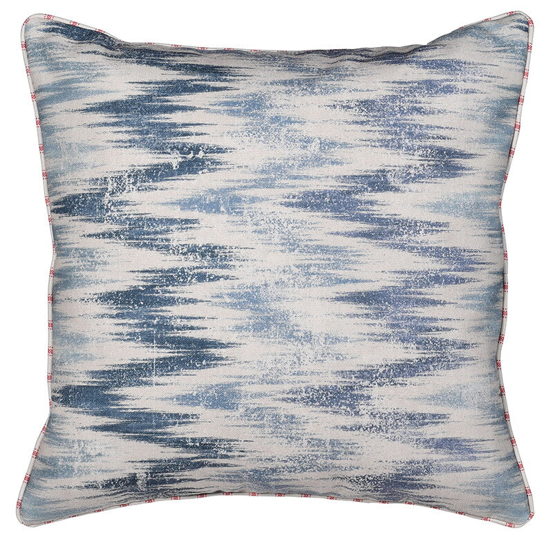 Tungsten Cushion Cover in Abstract Design