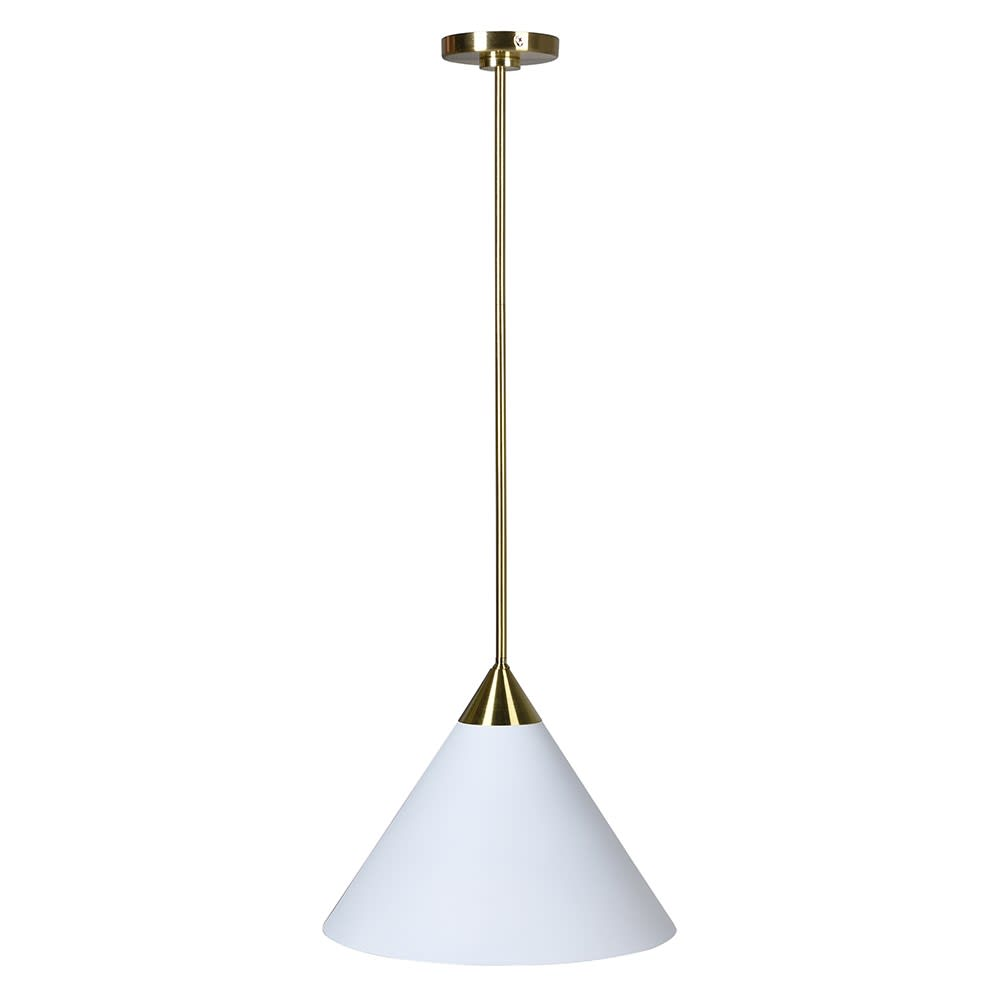 Xanthe Pendant Light with Marble Feature