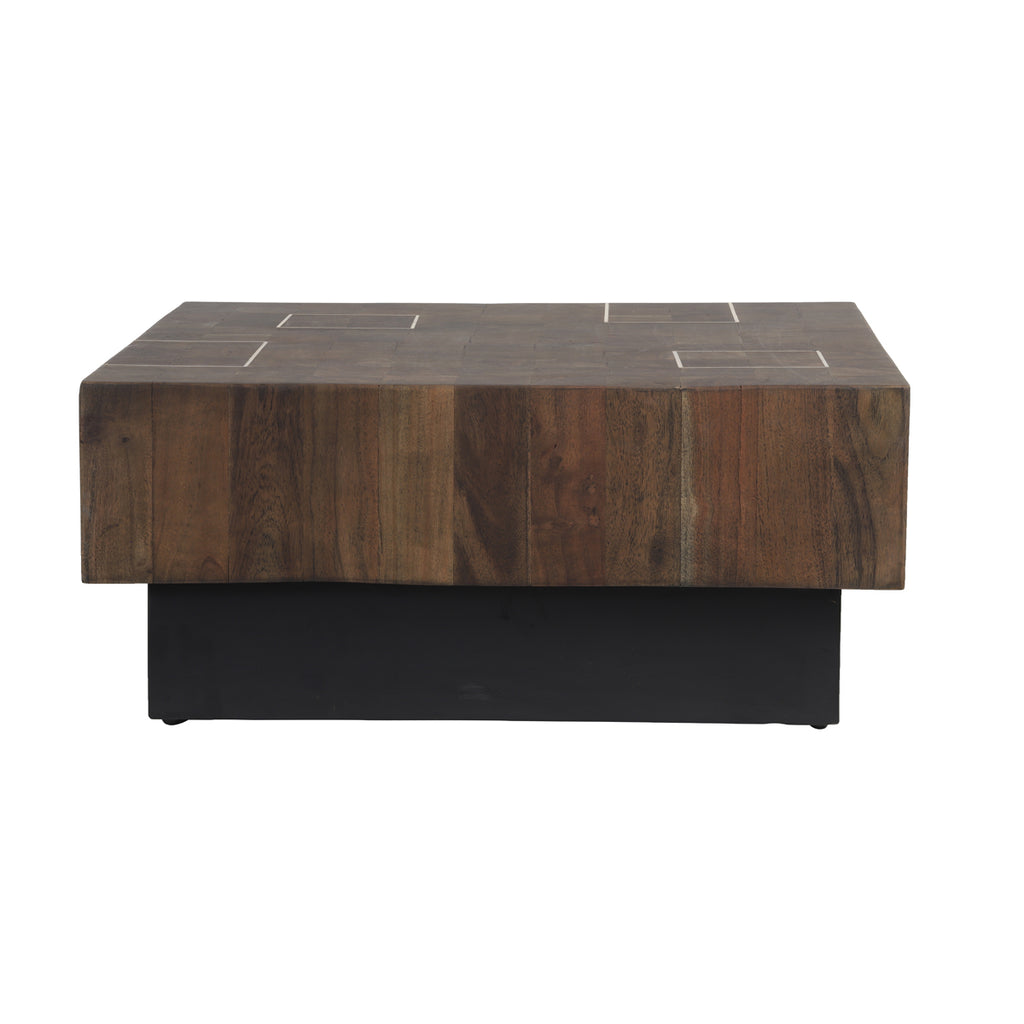 Zemora Coffee Table in Wood