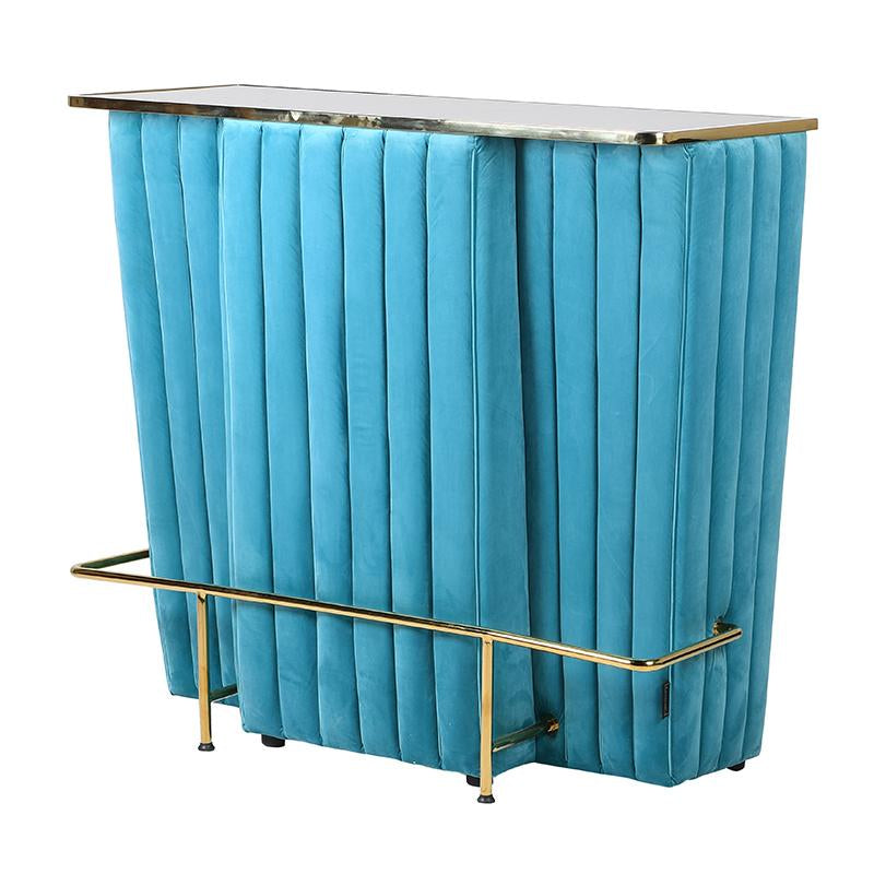 Zira Gold and Turquois Bar