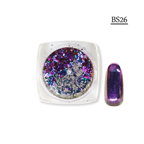 Image of Hot Fashion Shining Nail Glitter Dust