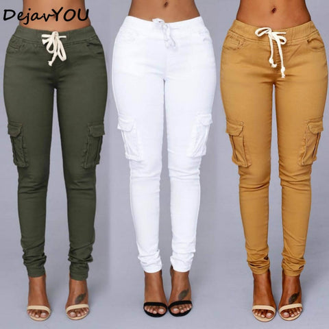 Elastic Sexy Skinny Pencil pants